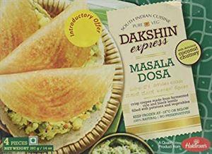 Picture of Haldiram Dakshin Express Masala Dosa 4 PCS