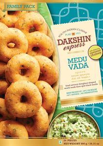 Picture of Haldiram Dakshin Express Medu Vada 24PCS