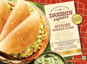 Picture of Haldiram Dakshin Express Mysore Masala Dosa 4PCS