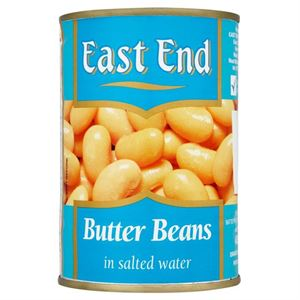 Picture of EastEnd Butter Beans 400G