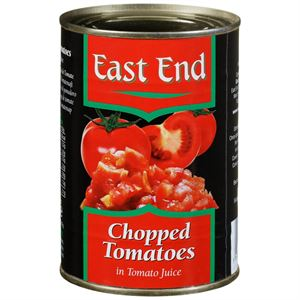 Picture of EastEnd Chopped Tomatoes 400G